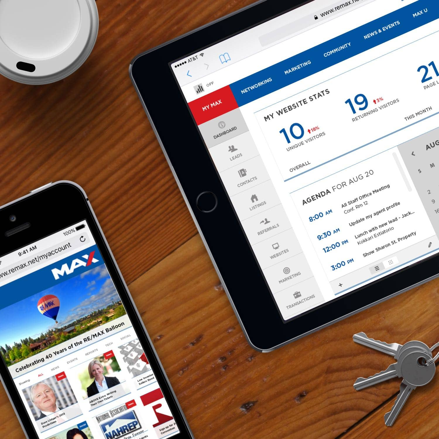 Case Study: RE/MAX Demo