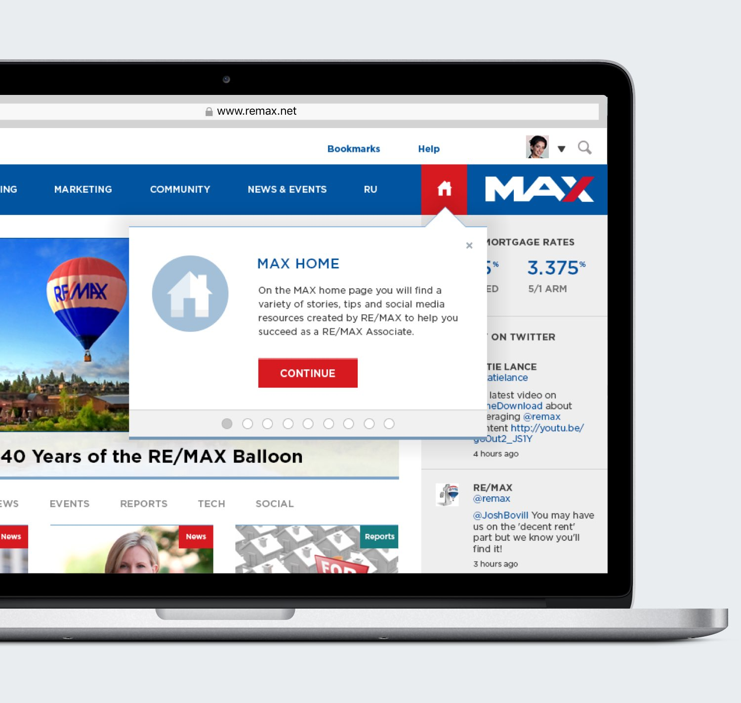 RE/MAX Demo Agent Onboarding