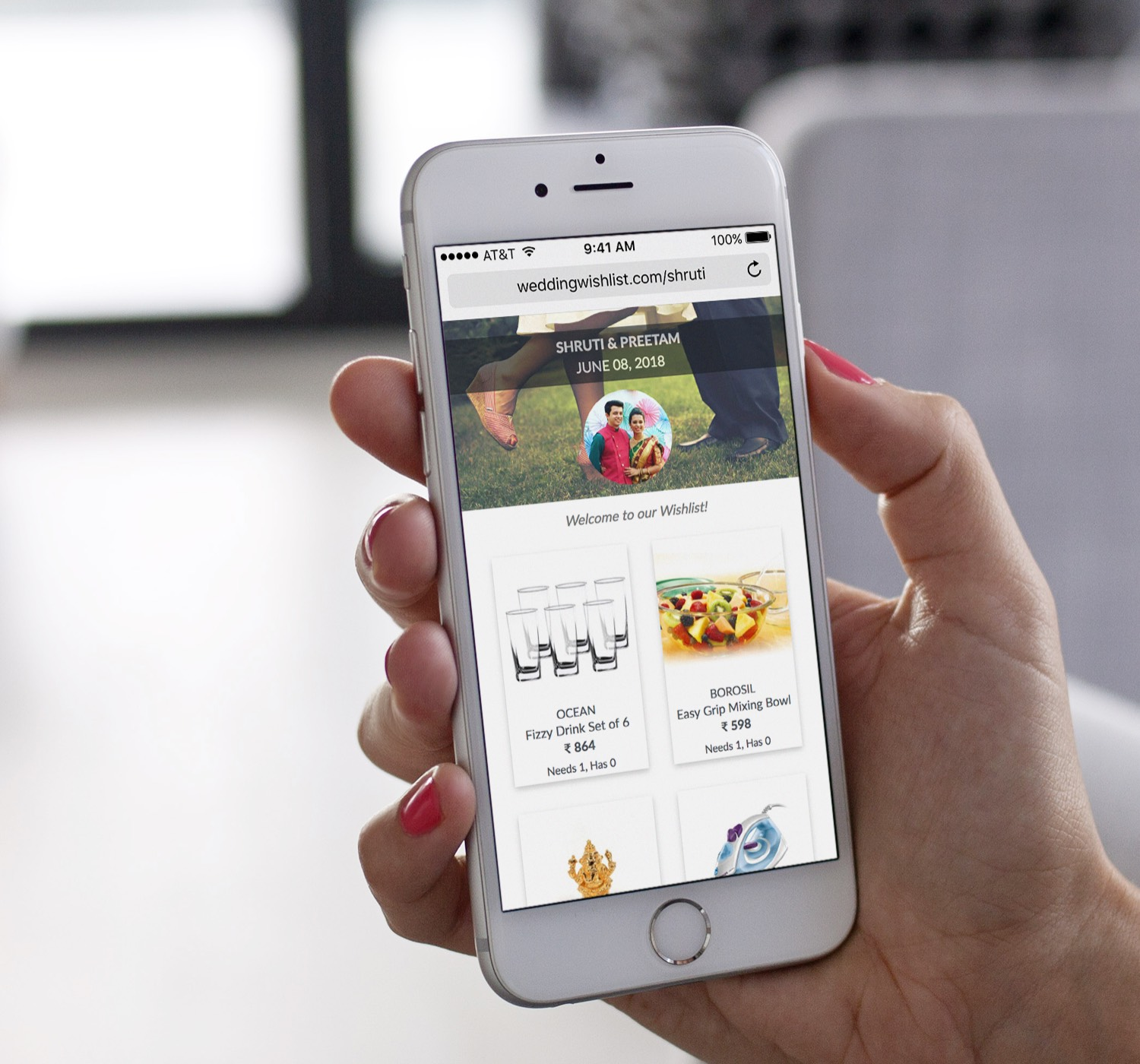 WW Responsive Web: Mobile